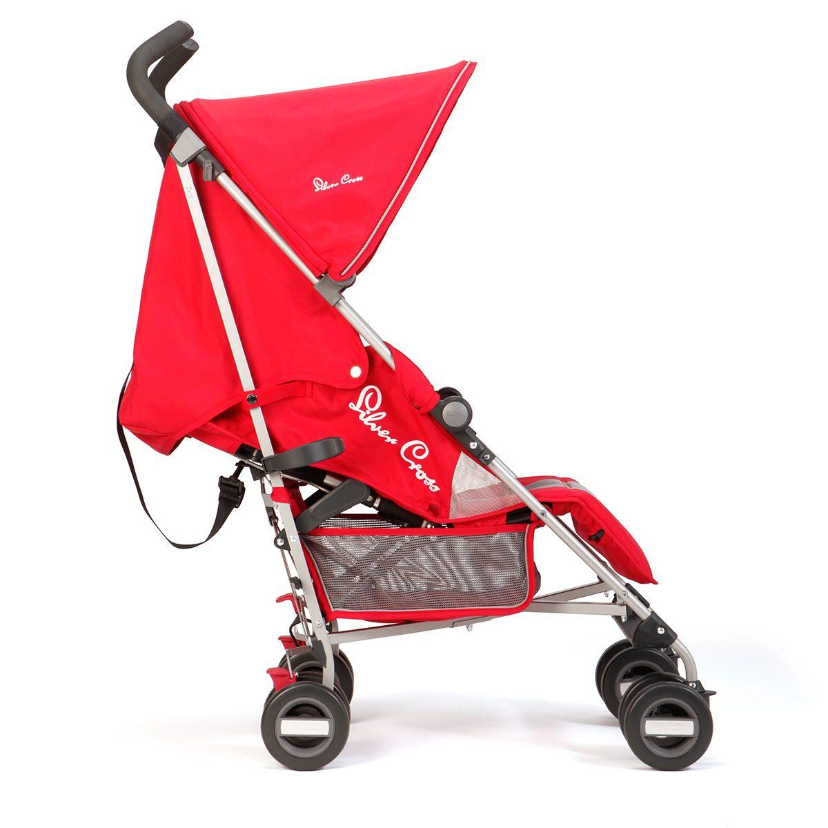 Otroški športni vozički naj bodo moderni ter udobni
