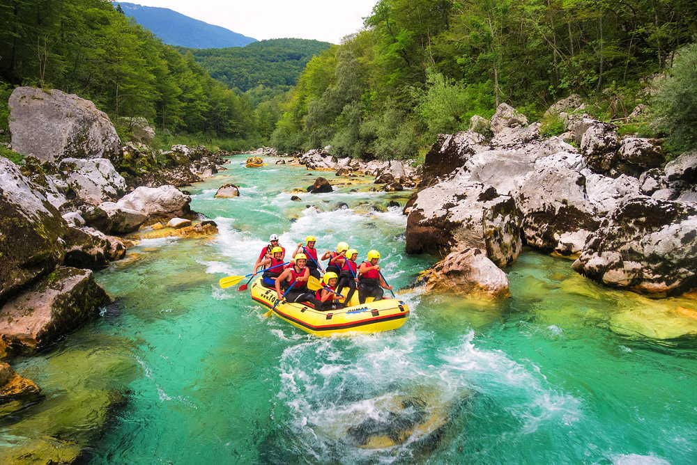 A Whole Day Experience in Bovec