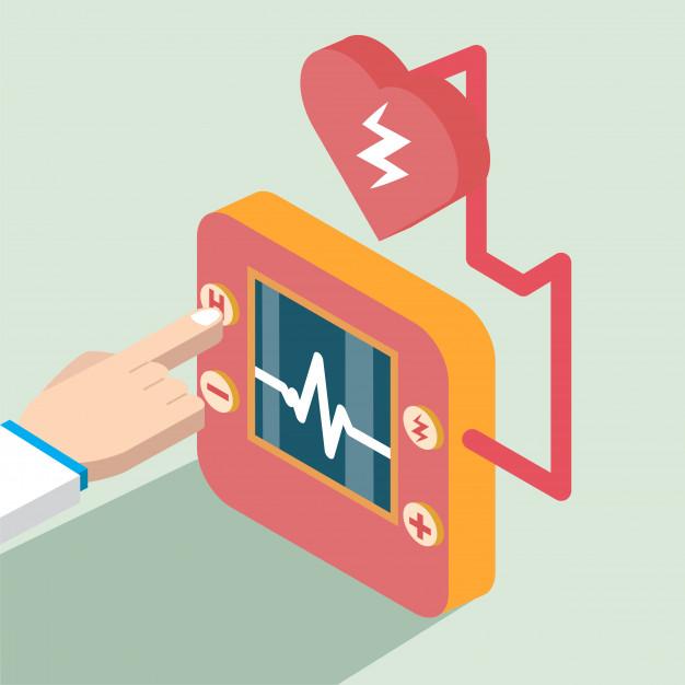 Nakup defibrilatorja v Sloveniji
