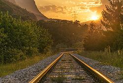 Železniški prevoz