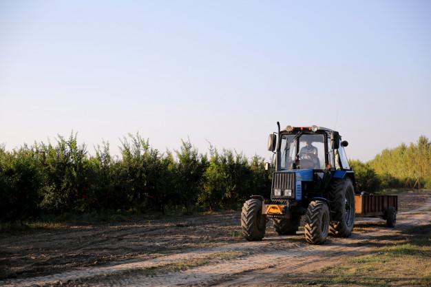 Rezervni deli za traktorje