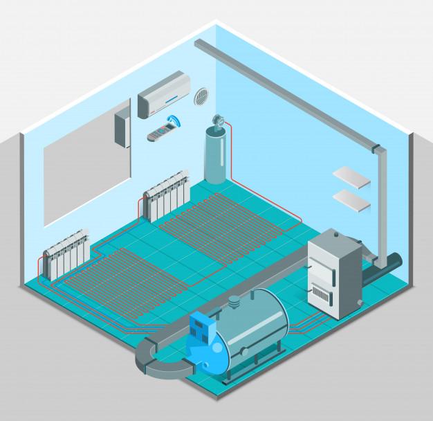 Učinkovit servis toplotnih črpalk
