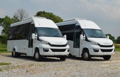 Ponudba Iveco busov in Feniksbusov