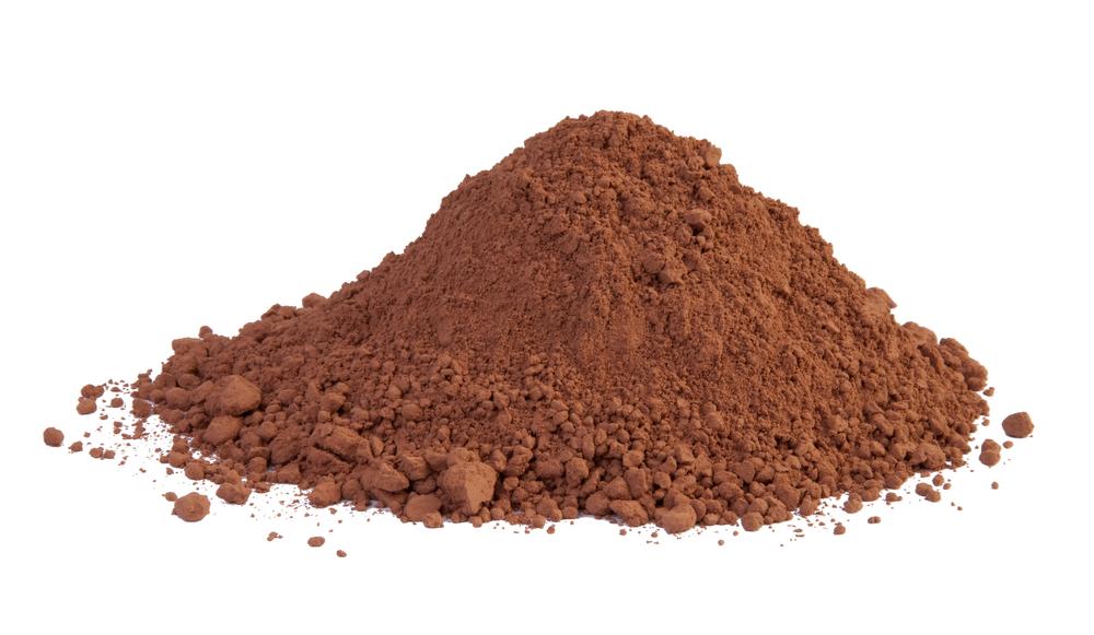 Kvaliteten kakav v prahu za peko čokoladnega peciva