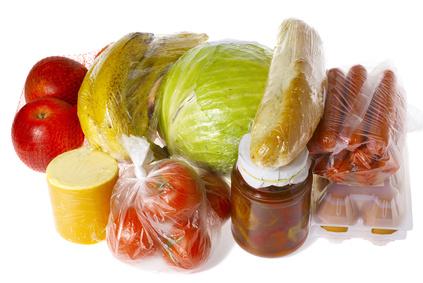 Plastična embalaža za sadje in streč folija nam vedno prideta prav