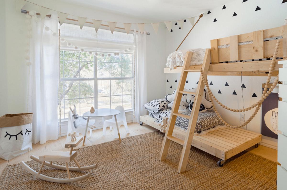 Otroške sobe po meri naj vzbujajo otrokovo domišljijo