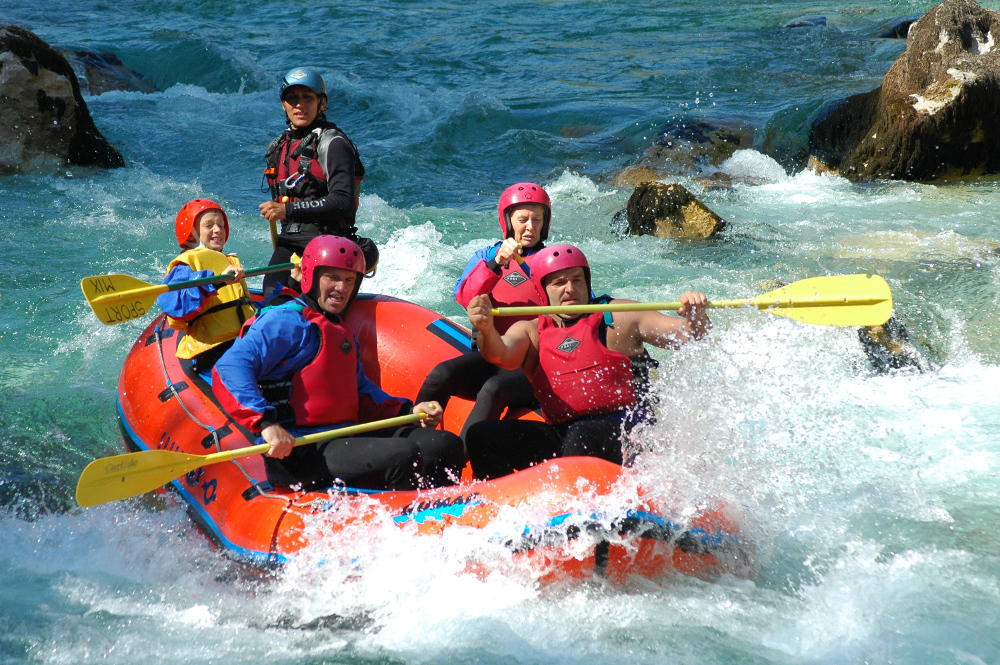 Reasons Why Rafting and Kayaking Rule