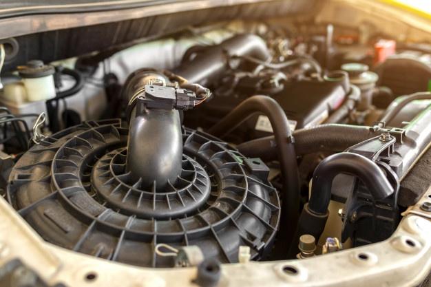 Oprema za učinkovito delovanje avtomobila