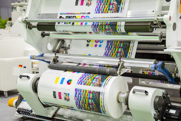 Sitotisk in digitalni tisk za promocijski material